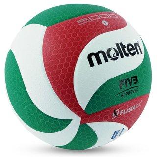 Questa immagine ha l'attributo alt vuoto; il nome del file è molten-v5m5000-flistatec-pallone-volley-omologato-fivb-approved-white-green-red-size-5.jpg